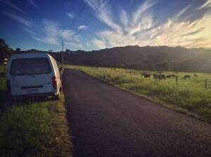 Selling our beloved Camper van // Mitsubishi Express 1996 Warriewood Pittwater Area Preview