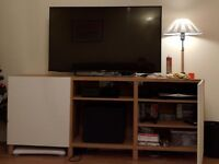 IKEA BESTÅ TV bench/media unit