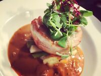 IMMEDIATE START - Line chef - Great progression opportunities