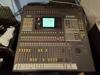Yamaha 02R Mixer