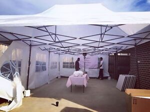 Gazebo tent marquee party tents shades from $50 hire Quakers Hill Blacktown Area Preview