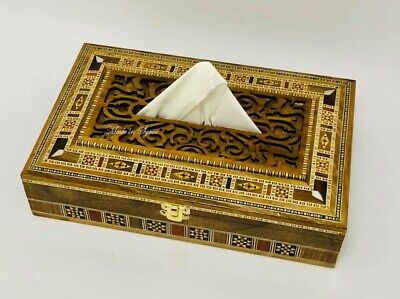 Mosaic Tissue - Mosaic Tissue Box علبة مناديل موزيك