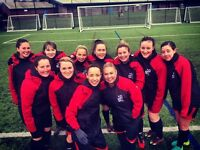 Womens / ladies football team based on Wirral looking for new players -