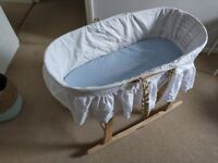 Moses basket / cradle