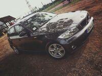 BMW 1 Series 116i Sport 5dr 54 plate.