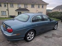 Jaguar S Type Sport V6 Automatic - for spares or repair