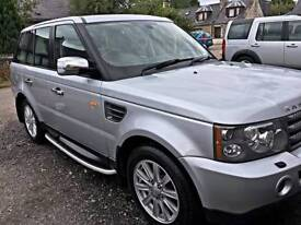 2008 Range Rover 2.7 diesel sport may px cash either way