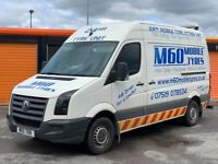 Mobile tyres / 24hr tyre fitting