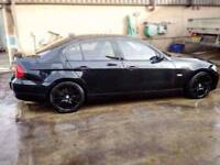 E90 320d 2005 cheap mapped blacked out ***