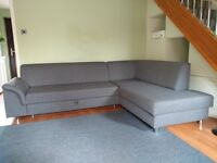 Large Corner Sofa Bed! Excellent condition! 255/182/80 (width/ depth/height) cm