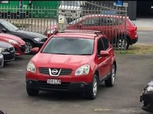 2009 Nissan Dualis Ti 4*4 Manual East Brisbane Brisbane South East Preview