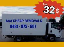 AAA CHEAP REMOVALS SYDNEY, prices from 32$ ! best rates in town ! Sydney City Inner Sydney Preview