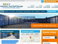 self storage units 20ft containers slough windsor berkshire cippenham