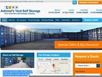 self storage slough windsor containers