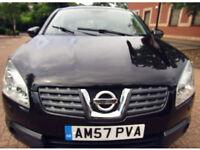 2008 Nissan Qashqai 2.0 DCI TEKNA AUTOMATIC 4X4 LHD