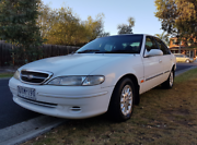 1997 FORD FAIRMONT/FALCON SEDAN ***LONG REGO***CLEAN***GOOD KMS Epping Whittlesea Area Preview