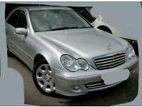 2005 mercedes c200 breaking engine gearbox not bmw vw nissan audi