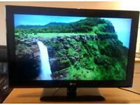 """LG TV 32"""" Full HD Wireless Control"""
