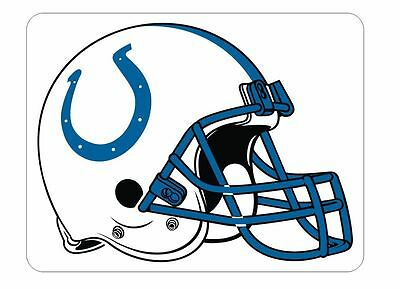 Indianapolis Colts Sticker Decal S23 YOU CHOOSE SIZE