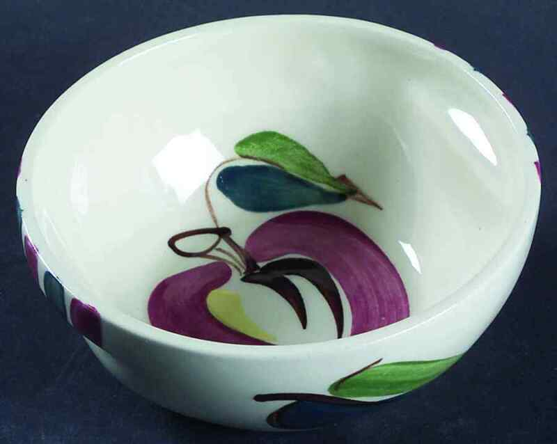Purinton Apple Cereal Bowl 527259