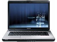 "Toshiba Satellite Pro A200 / 15.4"" / Intel / Windows 7"