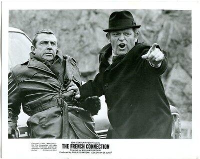 """Original Szenenfoto aus """"The French connection"""", 1971"""