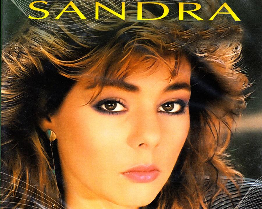 Sandra-LPs und Fanartikel als Sammlerobjekte