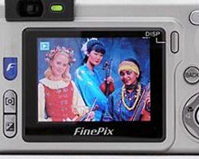 как выглядит LCD Screen Display For Fuji Fujifilm F700 фото