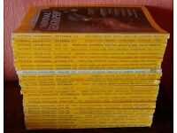28 Vintage National Geographic Magazines