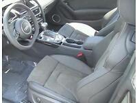 Audi a5 s line interior