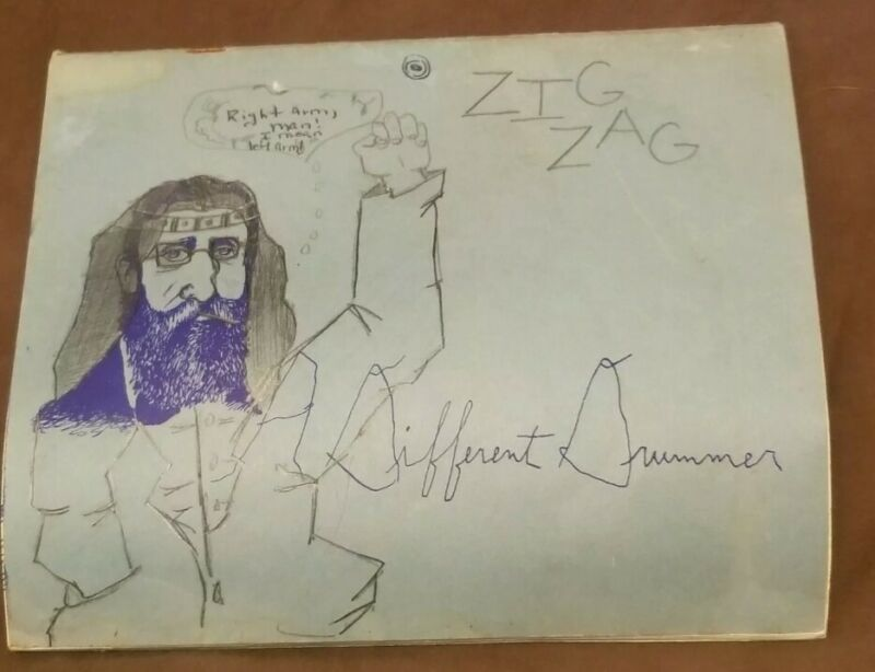Wayne White Original Unpublished Poetry/Drawings