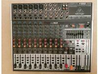 Behringer XENYX X1832usb Mixing Desk