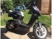 MBK Stunt 70cc / 50cc - New MOT, Exhaust NOT gilera runner typhoon zip piaggio yamaha 125