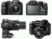 Fugifilm S4200 Bridge Camera 14 Mega Pixel Includes Extras