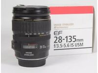 Canon 28-135 IS USM Price Reduced!