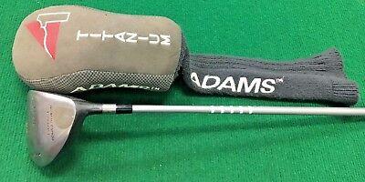 MM2974 / Adams SC Series 818 FC Faldo Driver 10.5* / RH / FIRM-Flex / HEADCOVER 818 Series 818 Series