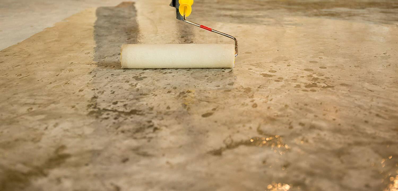 1K PU Versiegelung farblos innen aussen, für Steinteppich, Beton, Holz, Fliesen