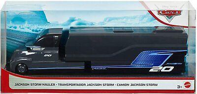 Disney Pixar Cars - Jackson Storm Hauler Transporter Truck
