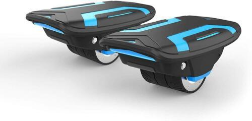 Voyager Space Shoes Hover Skates 6 MPH Electric Led Lights Skateboard 40 minutes