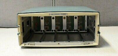 Tektronix Tm515 Oscilloscope Digital Multi Meter Mainframe Only.