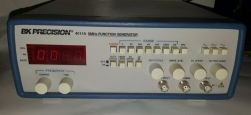 B&K Precision 4011A 5 MHz Function Generator
