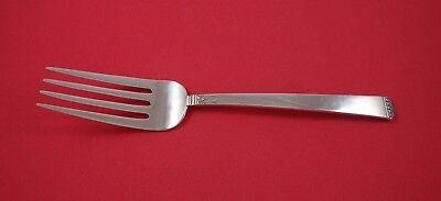 Regency Cold Meat Fork - Regency by Lunt Sterling Silver Cold Meat Fork Large 9