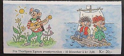 Norway 1984 Stories by Thorbjorn Egner Booklet(20k). MNH.