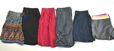 Wholesale Women's Large Various Brands Spring & Summer Shorts Lot of 6 - Wholesale Womens Shorts