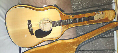 TAKAMINE F-350M MAPLE Acoustic Guitar 1978 Lawsuit Model 1978