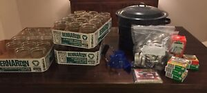 Preserving/Canning Supplies