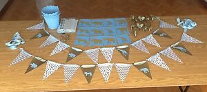 Safari Theme Baby Shower Kit