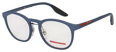Prada Sport Eyeglasses PS 05HV VHE1O1 51 Blue Frame (Sport Frames)