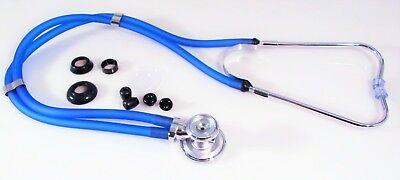 Sprague Rappaport Stethoscope Adult Winter Blue