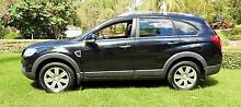 $59 P/Week 7 Seater HOLDEN CAPTIVA 2009 LX  4x4 Leather Sunroof Worongary Gold Coast City Preview